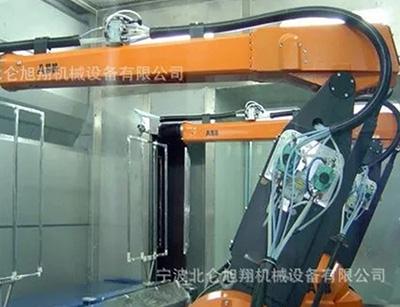 宁波喷漆烘干生产线